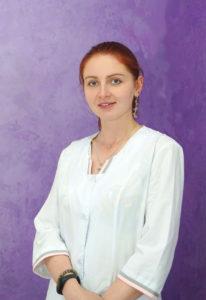 Колесник Олеся Александровна