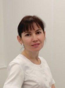 Бычкова Александра Юрьевна