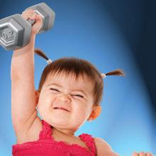 Польза физических занятий для детей