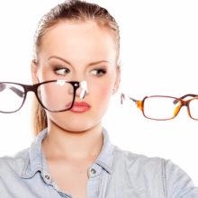 Очки для зрения, рекомендации по выбору