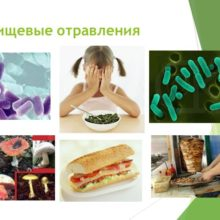 Немного о пищевых отравлениях